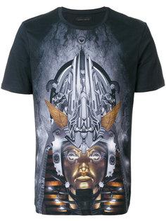 футболка с принтом в Египетском стиле Frankie Morello