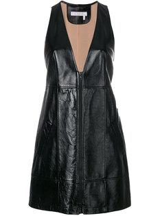 платье-сарафан мини  Chloé