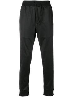 спортивные брюки с нашивками Frankie Morello