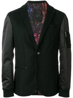 пиджак в стиле бомбера Frankie Morello
