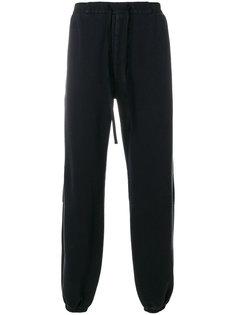 спортивные брюки свободного кроя Unravel Project