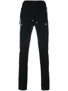 спортивные брюки с кисточками Cy Choi