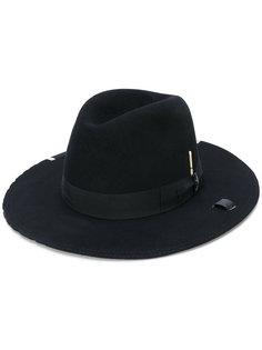 фетровая шляпа Borsalino