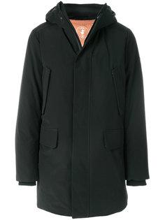 пальто с капюшоном мешковатого кроя Save The Duck