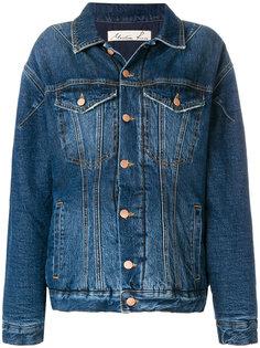 классическая джинсовая куртка  Martine Rose