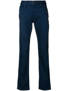 джинсы пятикарманного дизайна  Armani Collezioni