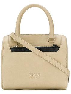 сумка-тоут на цепочке Armani Jeans