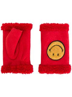перчатки-митенки Happy Smiley Agnelle
