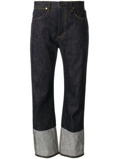 джинсы с подвернутыми манжетами Rag & Bone