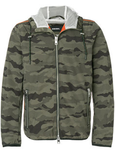 легкая куртка Diesel