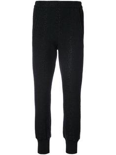 спортивные брюки в стиле casual Ann Demeulemeester