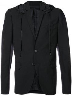 пиджак с капюшоном Juun.J