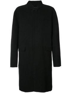 однобортное пальто Juun.J