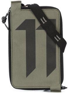 поясная сумка с принтом-логотипом 11 By Boris Bidjan Saberi