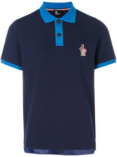 футболка-поло  Moncler Grenoble