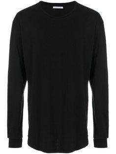 футболка с круглым вырезом и длинными рукавами John Elliott