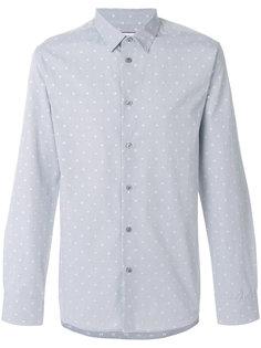 рубашка с мелким цветочным узором Paul & Joe