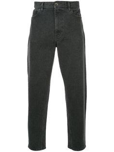 джинсы с потертой отделкой En Route