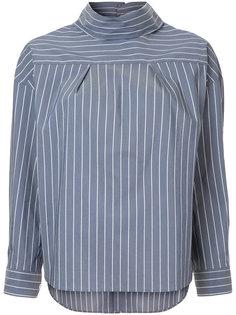 рубашка с воротником-стойкой En Route