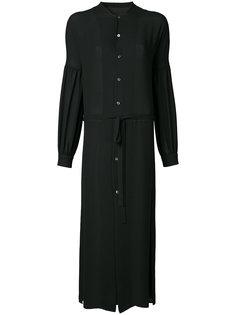 платье-рубашка с поясом En Route