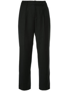 классические брюки с высокой талией En Route