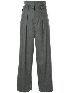 брюки палаццо с поясом En Route