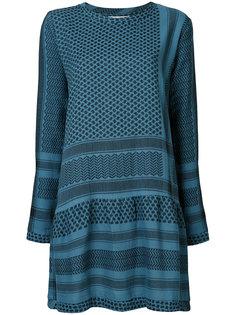 платье-толстовка с принтом  Cecilie Copenhagen