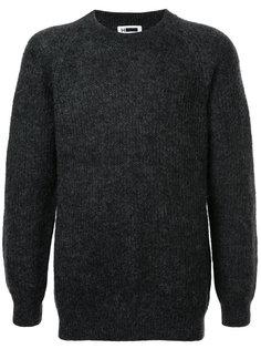фактурный свитер с круглым вырезом H Beauty&Youth