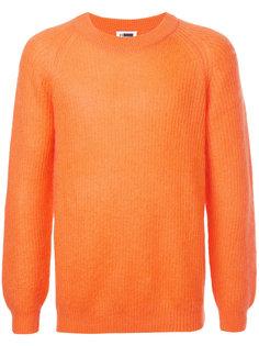 свитер с  круглым вырезом в рубчик H Beauty&Youth