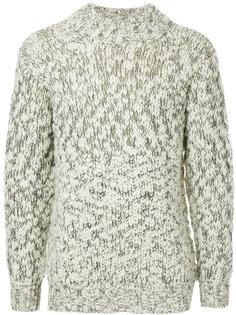 свитер свободного кроя Maison Flaneur
