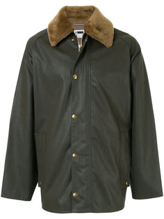 куртка с меховым воротником H Beauty&Youth