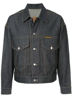 куртка мешковатого кроя Wheir Bobson