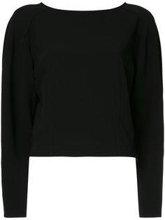 классический трикотажный свитер  H Beauty&Youth