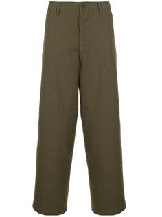 широкие брюки United Arrows & Sons
