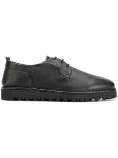 ботинки Дерби в стиле casual Giorgio Armani