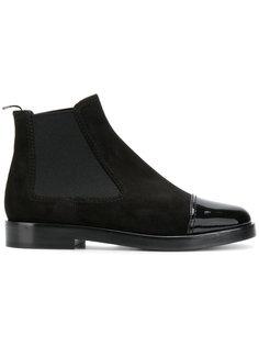 ботинки с эластичной вставкой Giorgio Armani
