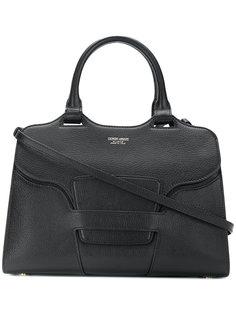 сумка-тоут с откидным клапаном Giorgio Armani