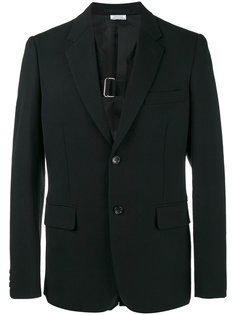 шерстяной пиджак Gabardine  Comme Des Garçons Homme Plus