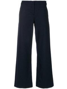 укороченные брюки клеш  S Max Mara
