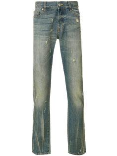 джинсы прямого кроя Misbhv