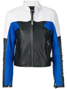 куртка с логотипом дизайна колор-блок Misbhv