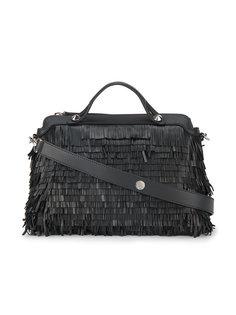 маленькая сумка на плечо By The Way с бахромой Fendi