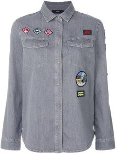 рубашка De-Jackie Diesel