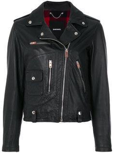 байкерская куртка L-Morgan Diesel