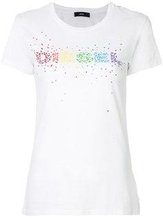 футболка T-Sily Diesel