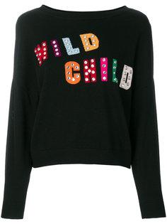 свитер Wild Child Alice+Olivia