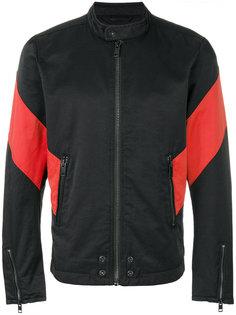 куртка с контрастными панелями Diesel