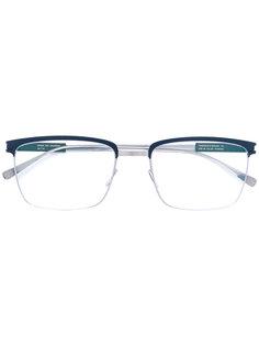 очки в квадратной оправе Mykita