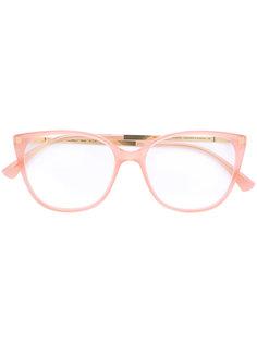"""классические очки в оправе """"кошачий глаз"""" Mykita"""