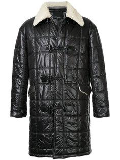 стеганое пальто с отделкой из овчины 3.1 Phillip Lim